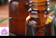 Healing Oils Recipes