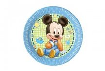 Mickey Baby / Mickey Baby  Party supplies for Mickey Baby party théme