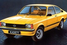 Opel,s van toen