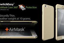 SwitchEasy iPhone 6s/6 tokok