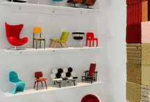 Miniature Chairs / Designer miniature chairs