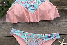 Bikinik,Fürdőruhák