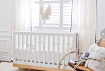 Babykamer / Nursery / by Angela // Great Body & Skin