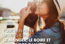 Voyage en citations / Bravofly.fr a sélectionné pour vous les meilleures citations autour du voyage #voyage #aventure