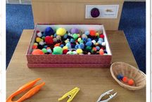 Finger gym / Useful fine motor activities