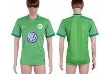 Billige VfL Wolfsburg trøje / Køb Billige VfL Wolfsburg trøje,VfL Wolfsburg fodboldtrøjer,VfL Wolfsburg hjemmebanetrøje/udebanetrøje/3. trøje  udsalg med navn.