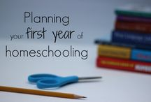 Homeschooling / by Tracey Smith