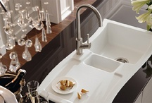 Batt Residence-Sink Areas / by Rebekah Bingham Batt