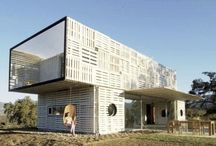 Eco Homes / Shipping container homes and other eco homes