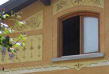 decorazioni facciate