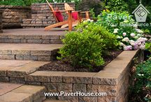 Retaining Walls Paver Ideas for your Backyard - Paver House / Looking for Retaining Walls Paver Ideas for your Backyard? Check out the Paver House pictures of different retaining walls to enhance your landscape design.