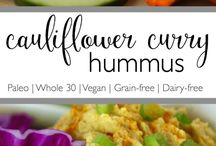 whole 30- hummus