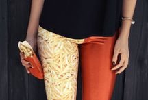Lily Jara Leggings / Handmade leggings from Miami XS-XL made to order!