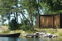 sommerhouse / by Helene Lennartsson Architecture