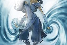 katara queen of water