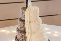 Wedding Cake Ideas❤️