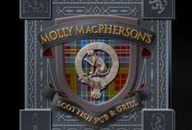 Molly MacPherson's Pub / Authentic Scottish Cuisine in #Savanah #GA