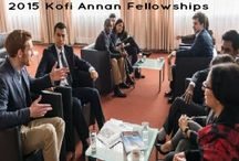 2015 Kofi Annan Fellowships and Other Top Scholarships / scholarshipsbar.com is an updated listing of scholarships for people who seek financial help to pursue higher studies at college, university level, and for those who like to participate in training program and to those who who like to conduct research either in their country or abroad.