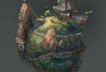 Illustrations - Inspiration
