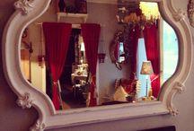 #speglar / Gamla och nya speglar
