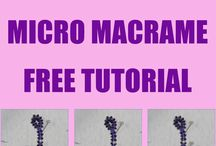 Macrame tutorial
