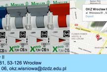 OKZ Wrocław II / OKZ Wrocław II - al. Wiśniowa 81, Wrocław - tel. 71 337 21 06, e-mail: okz.wisniowa@dzdz.edu.pl - Kursy zawodowe i szkolenia - DZDZ Kursy i Szkolenia