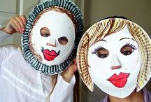 PaperPlate and a Paper Bag crafts / by Barbi McCurry