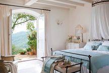Spanje slaapkamer