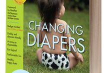 cloth diapering information / by Vicki Hall