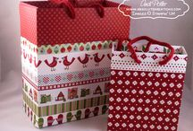 Gift boxes and tutorials / by April Poirier