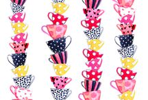 Pattern / Cute, pretty and brilliantly designed prints and patterns that I love!