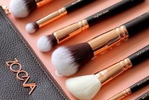 Make up tools :kwasten enz