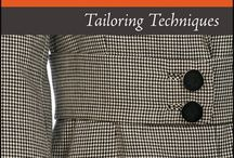 Sewing Instruction Books / We love to learn! Check out some of the books we like to reference.