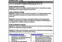 teaching - lesson plans / Lesson plans for English/Reading grades 5-12th.