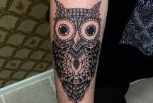 Tattoos / Mine egne & dem jeg vil have.