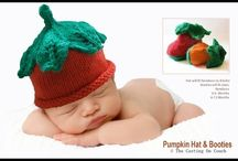 baby - hats & booties / by Judy Rosmus