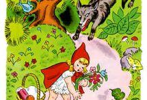 Imagini si personaje din poveşti