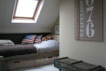 Slaapkamer guus