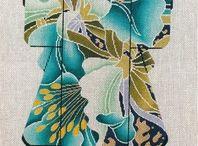 Kimono dipinto