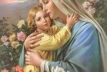 Mi amor por mi Madre la Virgen María / Es un reconocimiento al amor tan grande que nos tiene