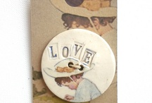 button love / buttons haberdashery