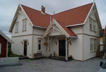 Eldre hus.