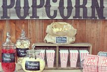Party ideas / by Mandi Patterson