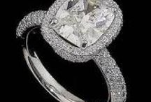 Proposals and Engagement Rings  / by Melissa Hollister