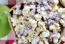 Craving: popcorn  / by Cassie Laemmli | Bake Your Day