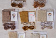 Natural Pigments | Textile Art