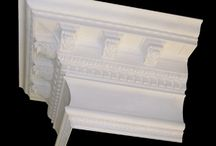INTERIORS I Cornice moulding