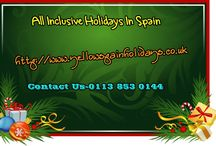 all inclusive holidays in spain