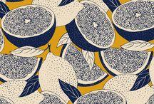 Patterns textures
