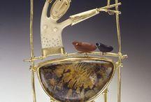 Jewellery - Carolyn Morris Bach